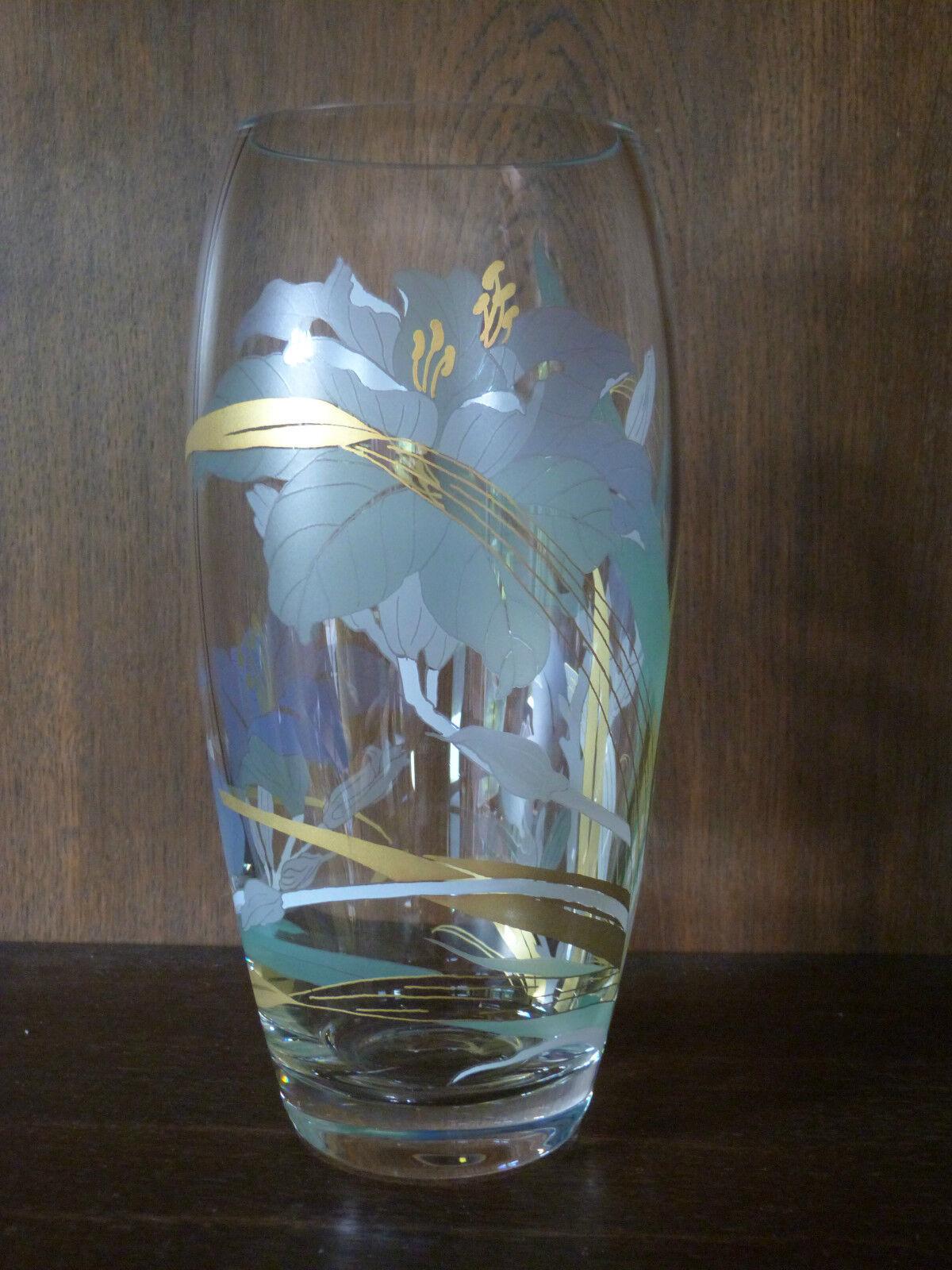 1 Vase 26 Cm jour Lily de ROSENTHAL