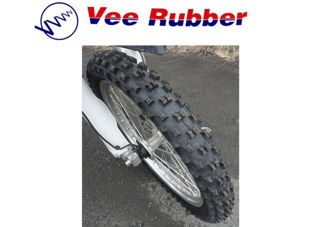 Vee Rubber Enduro Tyre Front 90/90-21 FIM APPROVED
