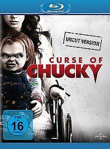 Curse-of-Chucky-Blu-ray-de-Mancini-Don-DVD-etat-tres-bon