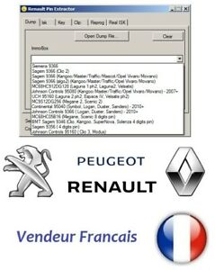 RENAULT-PIN-EXTRACTOR-V2-PSA-ENGINE-ECU-CODE-SOFTWARE-FULL-NEW