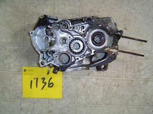 SUZUKI MT50 TRAILHOPPER RIGHT SIDE ENGINE CASE