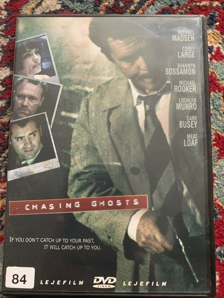 Chasing Ghosts, DVD, thriller