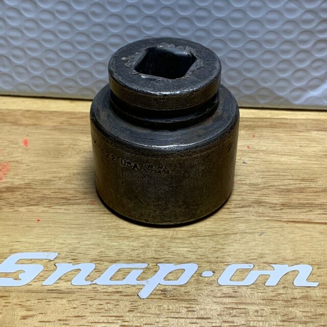 """Snap-On IM202 5//8/"""" Socket 6-Point  3//4/"""" Drive Shallow Impact"""
