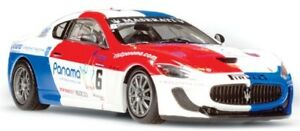 Maserati Granturismo Mc Gt4 Goldstein Trophy 2010 Modèle 1:43