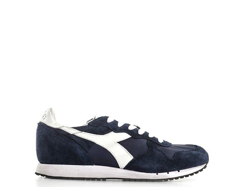 Zapatos DIADORA HERITAGE Hombre azul Imitación de cueroo,Tela 157083-C4623U