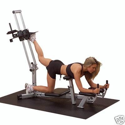 BODY SOLID FITNESS POWERLINE FITNESS GLUTE MAX NEW ITEM
