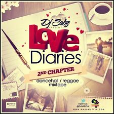 LOVE DIARIES 2nd CHAPTER  REGGAE DANCEHALL MIX CD