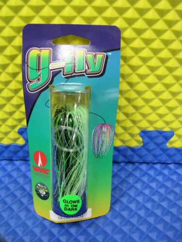 """g-fly Trolling Tips Flies with 30/"""" Leader EACH SOLD SEPARATELY CHOOSE YOUR COLOR"""