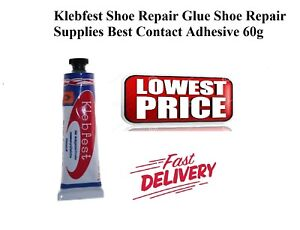 Klebfest-Shoe-Repair-Glue-Super-Strong-Contact-Adhesive-60g