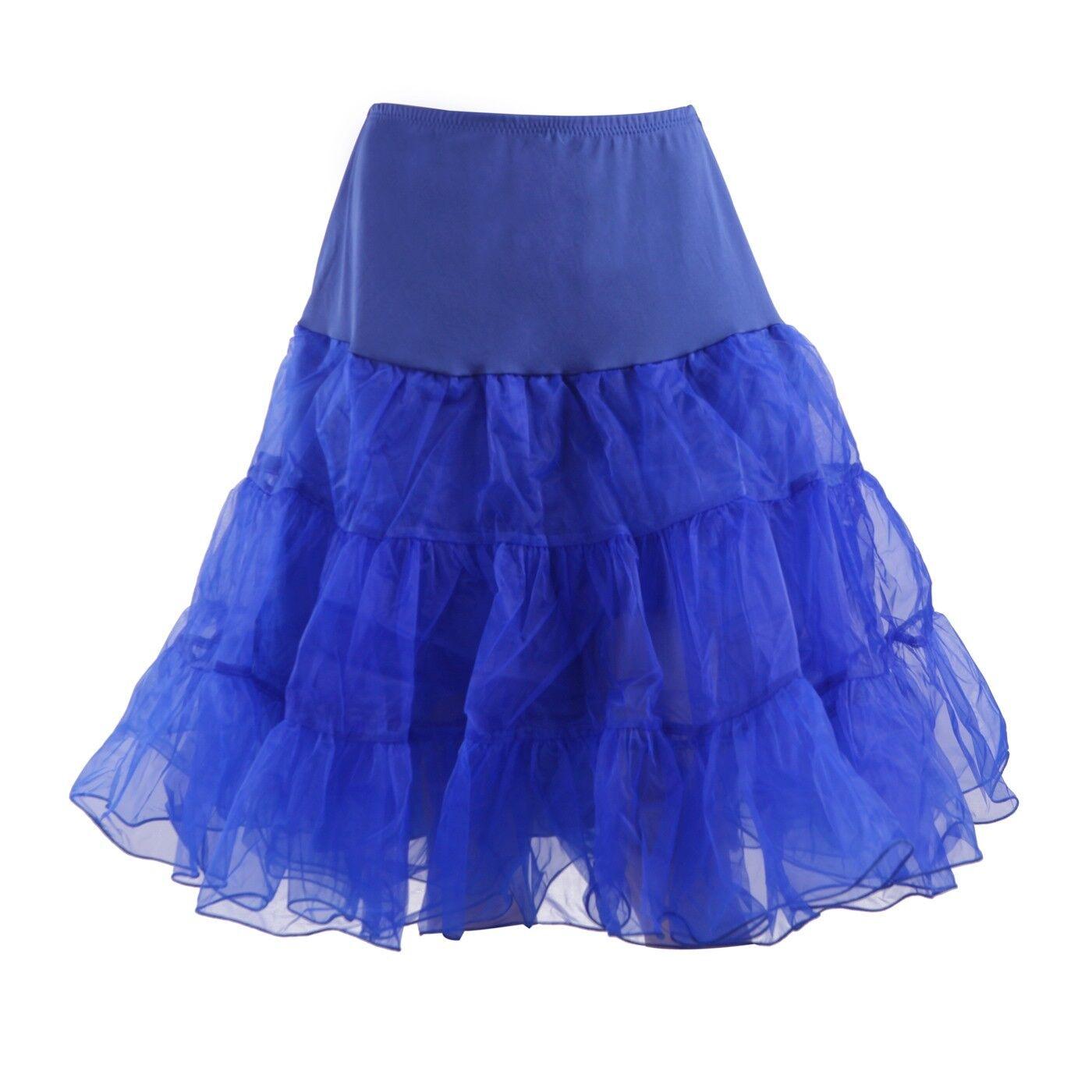 a314cb686ff HDE-49680 HDE Womens Plus SZ Petticoat Vintage Swing Dress Underskirt Tutu