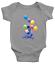Infant-Baby-Boy-Girl-Rib-Bodysuit-Clothes-Gift-Eeyore-Gloomy-Donkey-Balloons thumbnail 3