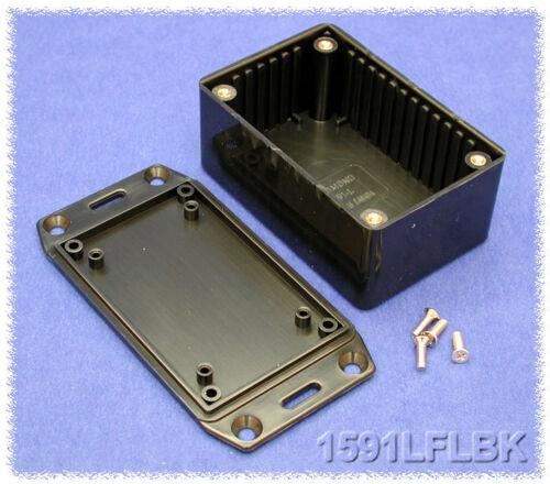 Hammond 1591 ABS Electronics RECINTO CON FLANGIA COPERCHIO IGNIFUGO tutte le taglie