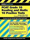FCAT Grade 10 Reading and Math: 10 Practice Tests by Enrique Ortiz, Thomas R. Davenport (Paperback, 2005)