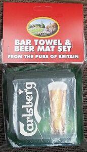 Carlsberg-Cotton-Bar-Towel-and-10-Beermats-pp