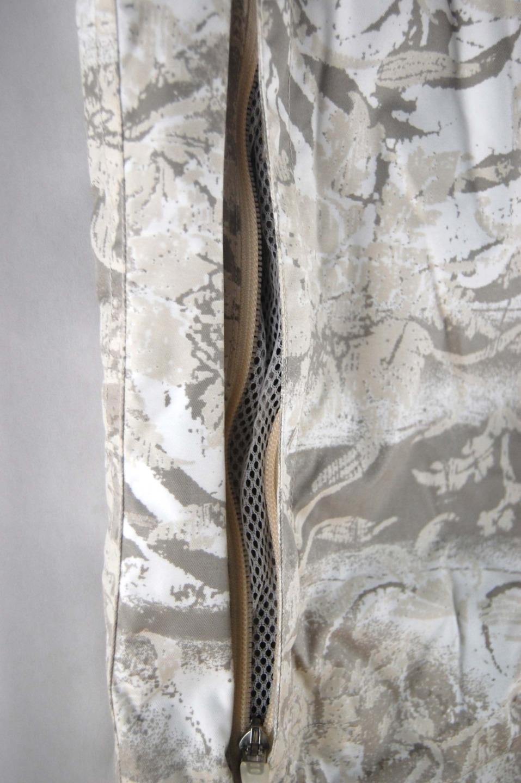 Obermeyer Storm Damenschuhe Insulated Zipper Vented Vented Zipper Ski Snowboard Pants Nature Leaf 109905
