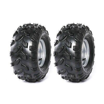 4pcs 18X9.50-8 Tire Wheel Rim Turf Lawn 18X9.5-8 ATV UTV Mower Garden Tractor