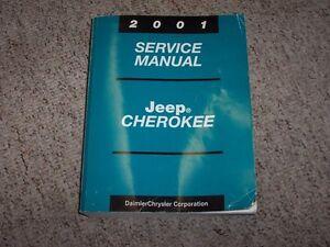 2001 jeep grand cherokee service repair manual download.