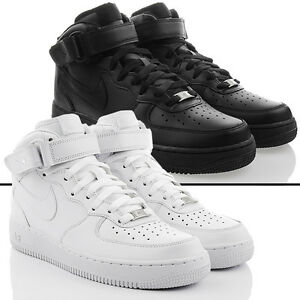 3851c6ef2a8624 Neu Schuhe NIKE AIR FORCE 1 MID High Top Exclusive Herren Sneaker ...