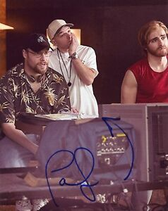 PAUL-SCHEER-Authentic-Hand-Signed-034-The-Disaster-Artist-Raphael-034-8x10-photo
