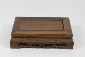 20-cm-Blumen-Bonsai-Sockel-Untersetzer-Holz-China