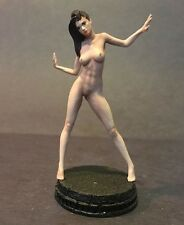 1/24 1/25 or G  75mm Scale Resin Model Kit, Sexy action Figure Inna