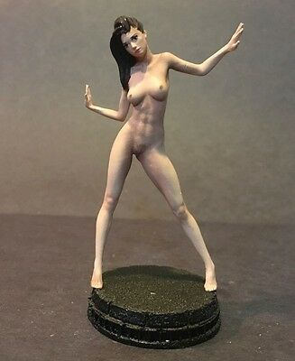 Erotic resin models