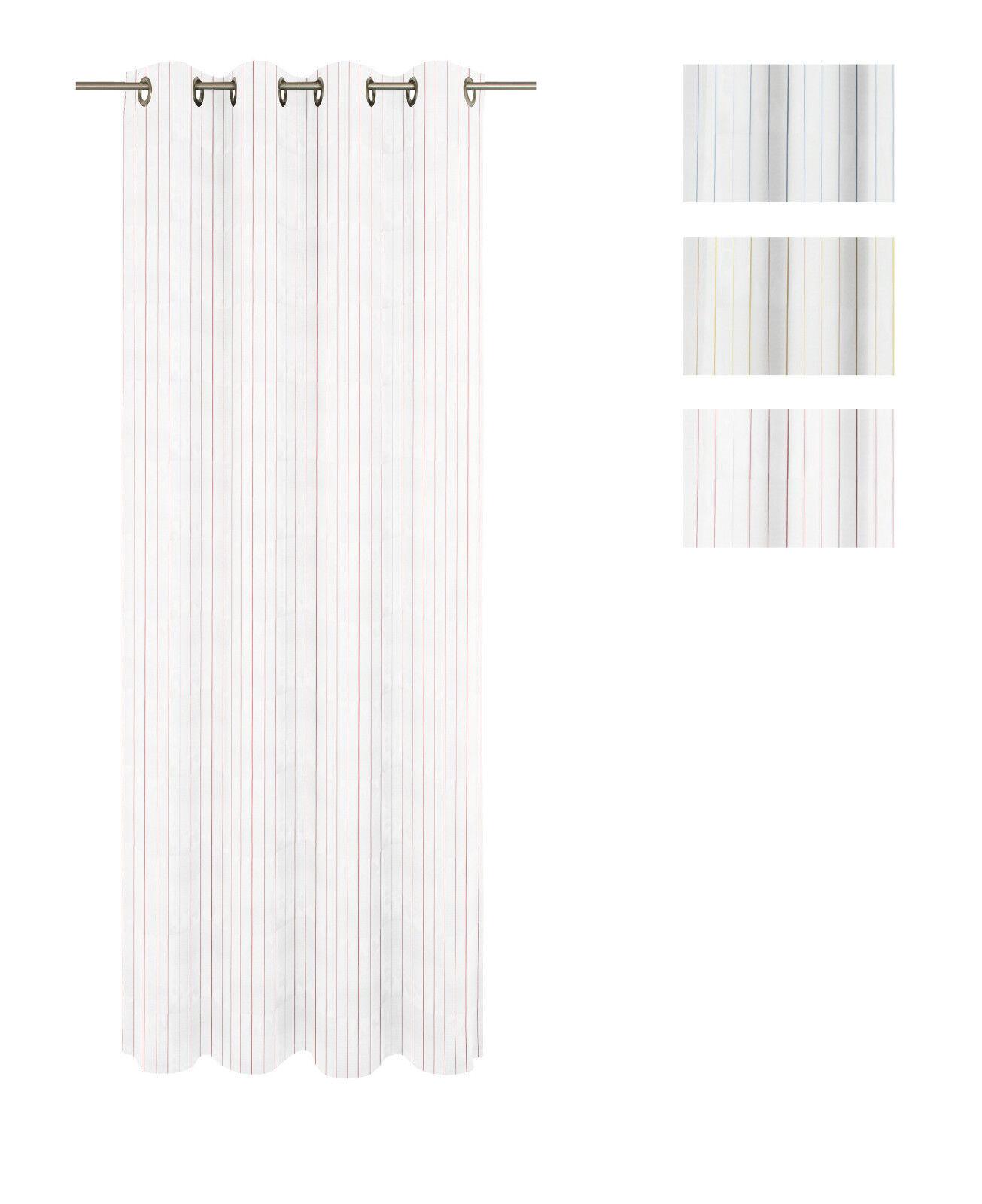 Ösen Fertig-Stores Ausgustin Ausgustin Ausgustin 7227 Farbe 45 terra halbtransparent   20 Größen | Moderne Muster  30f238
