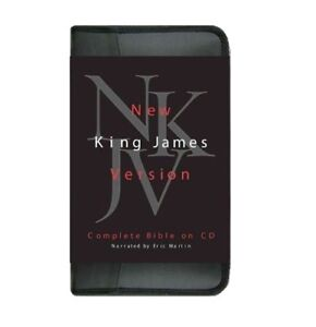 Details about NKJV Complete Audio Bible (on 60 CDs) - Narrated by Eric  Martin
