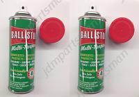 Ballistol Oil-lubricant Gun Cleaner-6oz Aerosol Can Sportsmans Oil (set Of 2)