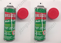Ballistol Oil-lubricant Gun Cleaner-6oz Aerosol Can Sportsmans Oil (set Of 2)