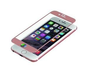 Zagg InvisbleShield Full HD Glass Luxe Screen Protector Rose Gold iPhone 6 6S