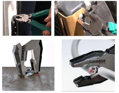 SCREW REMOVAL PLIERS combi extractor gripping gripper ENGINEER PZ-59 neji-saurus
