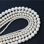 Wholesale 4//6//8//10MM Natural White Howlite Stone Beads For Bracelet DIY Jewelry