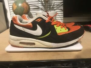 best service a90fc eb2b8 Image is loading NIKE-AIR-MAX-LIGHT-CACTUS-GREEN-ORANGE-BLAZE-