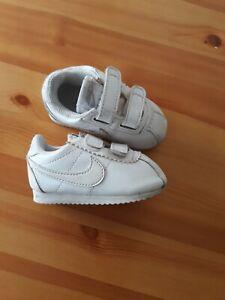 Baby Boys Girls Nike trainers 3.5 | eBay