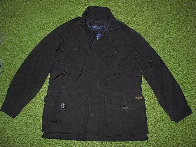 Canadian Polo Jacket Lauren Down CoatlgBlack Parka Combat Ralph Field knO80PwX