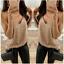 thumbnail 7 - Womens-V-neck-Sequin-Vest-Tank-Summer-Fashion-Blouse-Beach-Camisole-Shirts-Tops