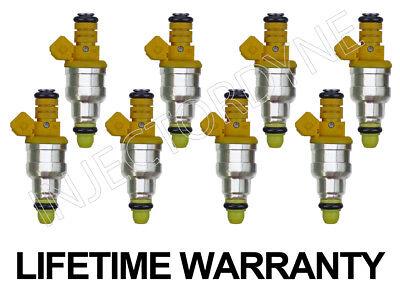Ford E150 Club Wagon 93-02 5.0 5.8 4.6 5.4 Fuel Injector Set *reman w//warranty*