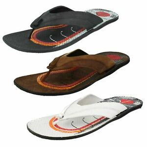 5dd45aa57 Image is loading Mens-Base-London-Flip-Flops-039-Global-Excel-