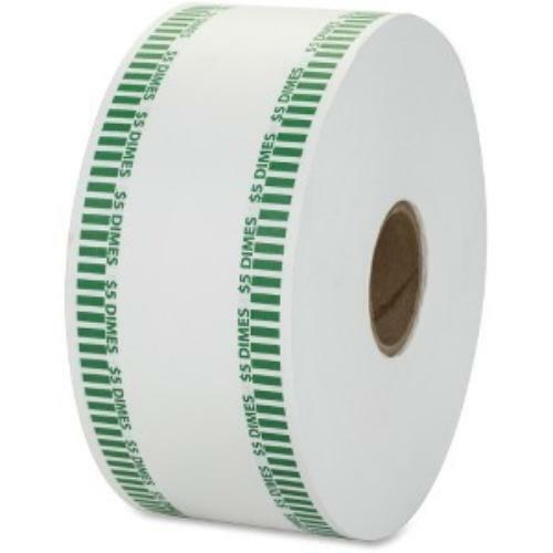 1000 Ft Length s 1900 Wrap Coin-tainer Color-coded Coin Machine Wrappers