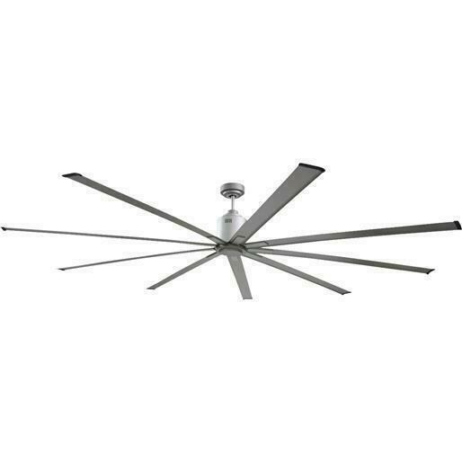 Big Air ICF96 Industrial Ceiling Fan 110 V 6-Speed 9-Blade