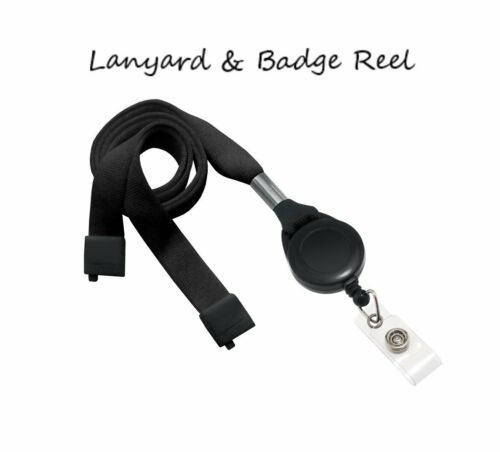 Smiley Face Retractable Badge Holder Lanyards Stethoscope Tag Badge Reel