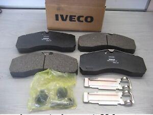 PLAQUETTES-IVECO-EUROCARGO-ATEGO-1-2-3-TRAILER-MAN-L-M-2000-SR-NL-500054632