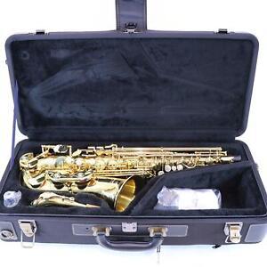 Yanagisawa-Model-AW01-Professional-Alto-Saxophone-MINT-CONDITION