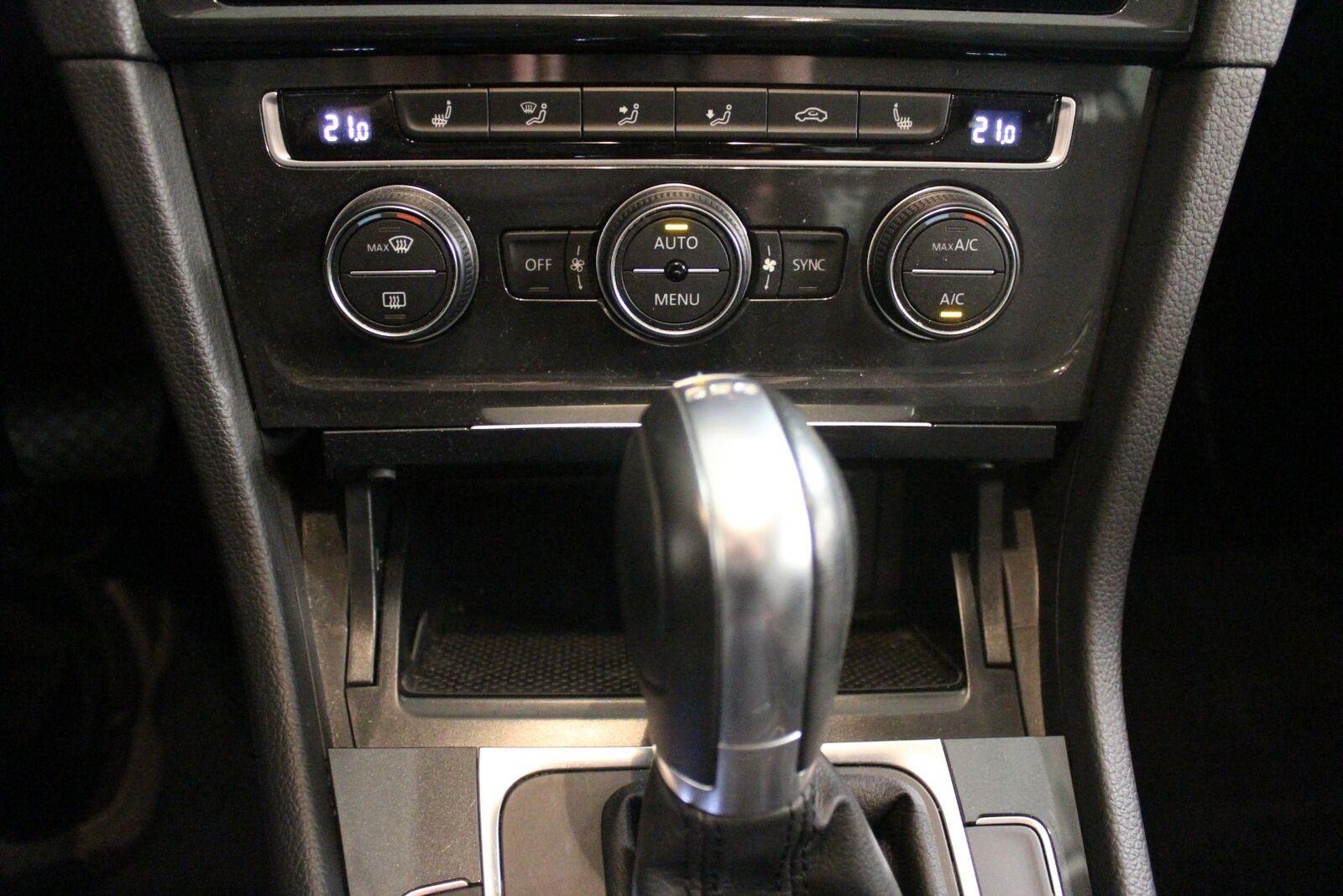 VW Golf VII 1,4 TSi 125 Comfortline DSG