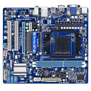Placa-Madre-Gigabyte-GA-880GM-D2H-Socket-AM3-AM3-DDR3-8GB-Micro-ATX-Placa-madre-de-computadora