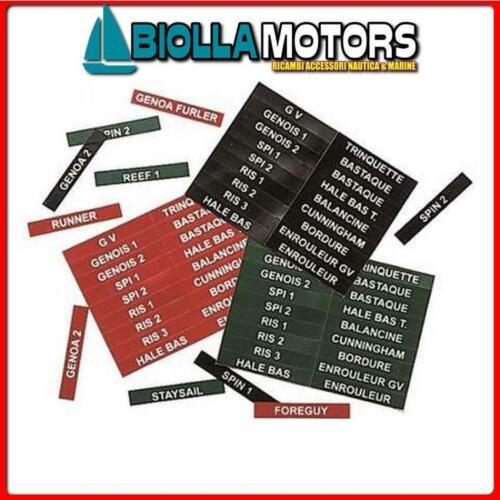 3703002 ETICHETTE STOPPER ITALIANO Etichette Segna Stopper