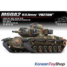 Academy 13296 1/35 Plastic Model Kit US Army M60A2 PATTON Armor Tank