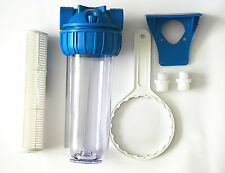 Wasserfilter Wasser Pumpen Haus Filter Pumpen Vorfilter Brunnen 5000 3/4 1/2