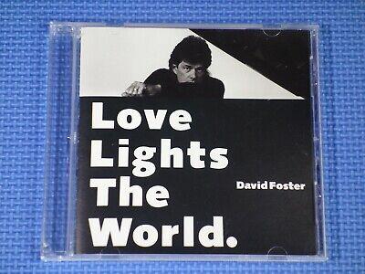 David Foster Love Lights The World Japan Cd Ep Amcy665 Ebay